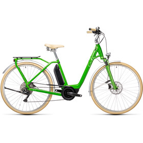Cube Ella Ride Hybrid 500 Easy Entry, applegreen'n'white